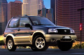 Suzuki Grand Vitara Metal Top 1.6 (2001)