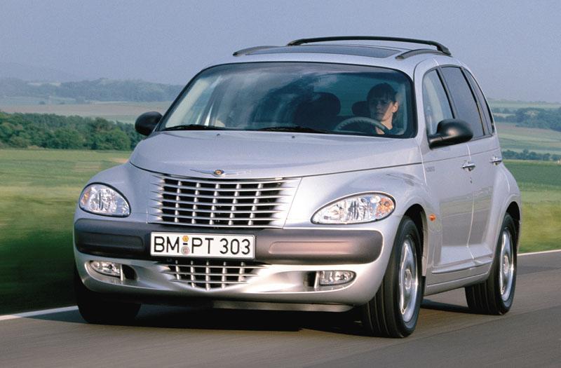 Chrysler PT Cruiser 2.0i Limited (2002)