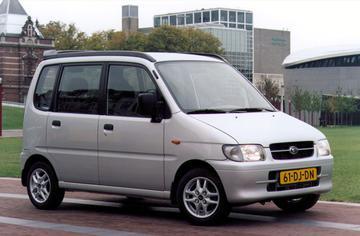 Daihatsu Move (2000)