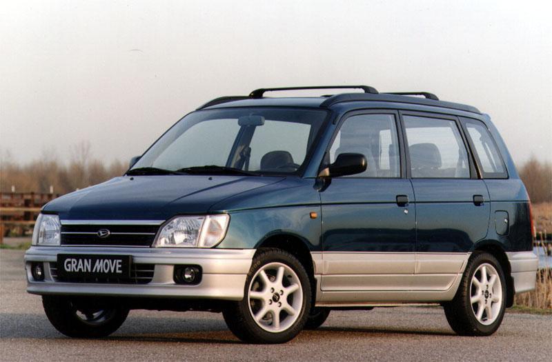 Daihatsu Gran Move 1.6i (2000)