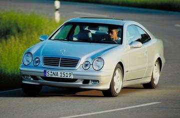 Mercedes-Benz CLK 230 Kompressor Avantgarde (2000)