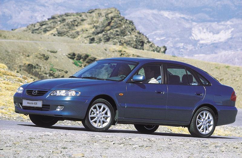 Mazda 626 2.0 DiTD Comfort (2000)