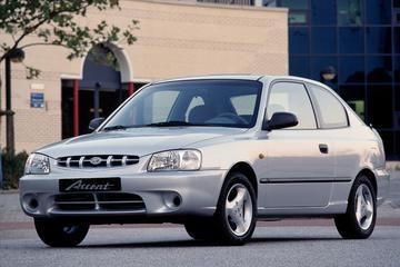 Hyundai Accent 1.3i (2002)