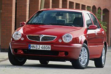 Lancia Lybra 1.9 JTD LS (2001)