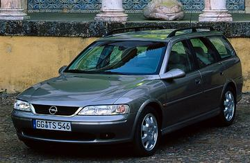 Opel Vectra Stationwagon 1.6i-16V Business Edition (2001)