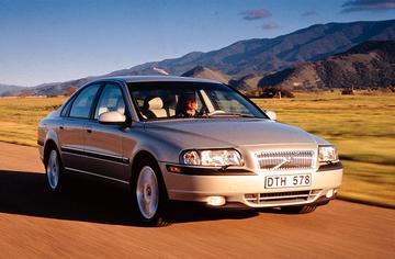 Volvo S80 2.4 140pk (2000)