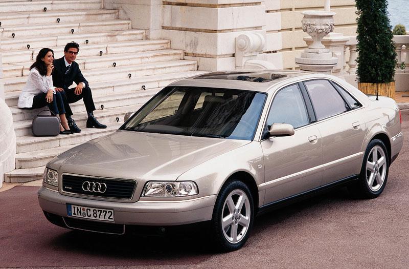 Audi S8 quattro (1999) #2