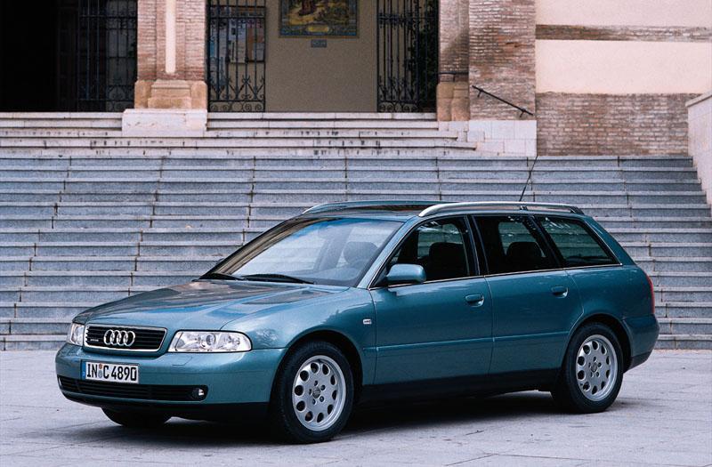 Audi A4 Avant 1.8 5V (1999)