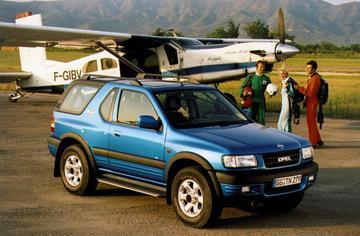 Opel Frontera Sport RS 2.2-16V (1999)