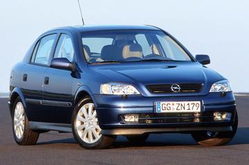 Opel Astra 2.2i-16V Sport Edition (2001)