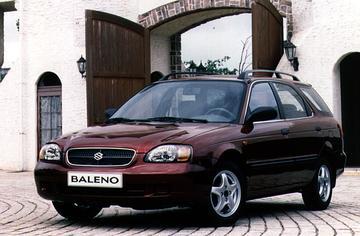 Suzuki Baleno Wagon 1.8 GTX (2000)