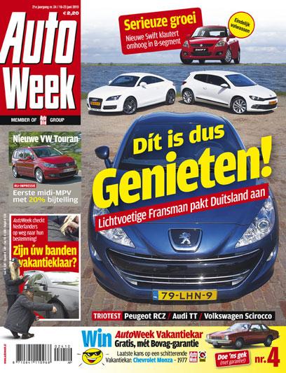 AutoWeek 24 2010