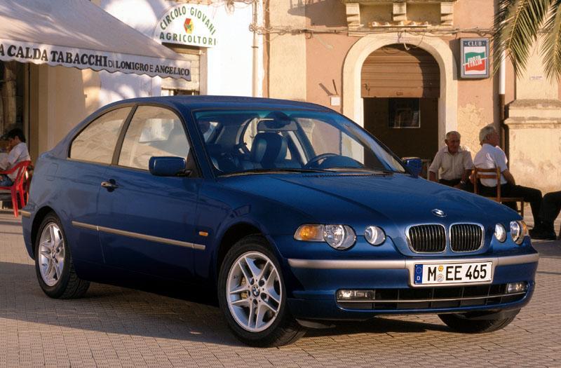 BMW 316ti Compact (2002)