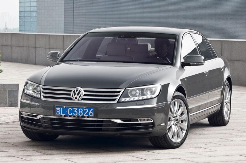 Volkswagen Phaeton 3.0 TDI V6 4Motion 5-zitter (2011)