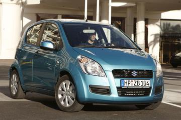Suzuki Splash wordt ook wegenbelastingvrij
