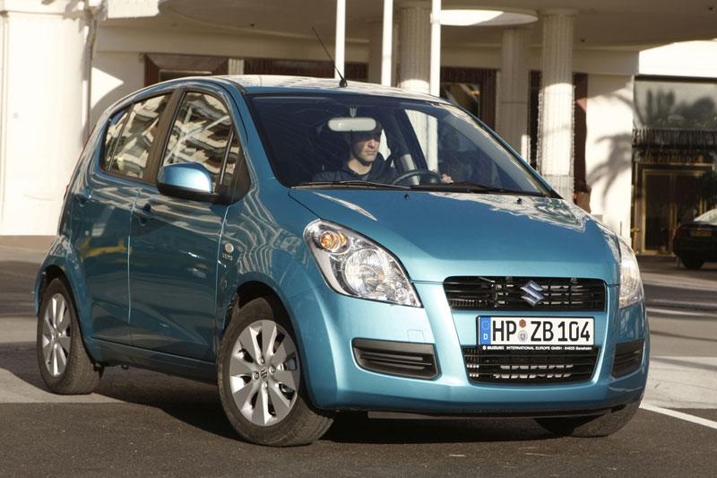 Suzuki Splash 1.2 Exclusive (2008)