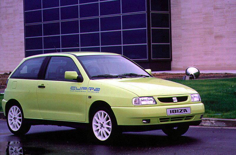Seat Ibiza 2.0i 16V GTi Cupra-2 (1999)