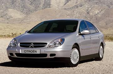 Citroën C5 2.0 16V Différence (2004)