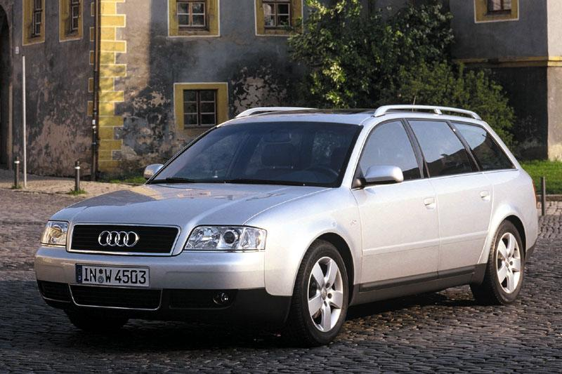 Audi A6 Avant 1.9 TDI 130pk Advance (2004)