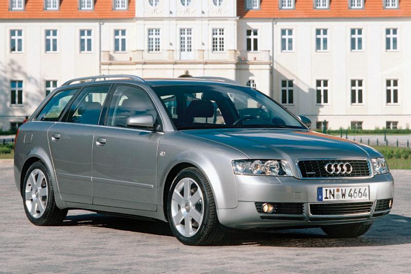 Audi A4 Avant 1.9 TDI 100pk (2002)