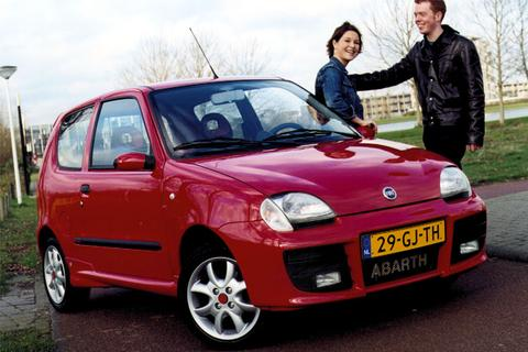 fiat seicento 1 1 sporting abarth. Black Bedroom Furniture Sets. Home Design Ideas