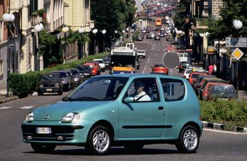 Fiat Seicento 1.1 S (2003)