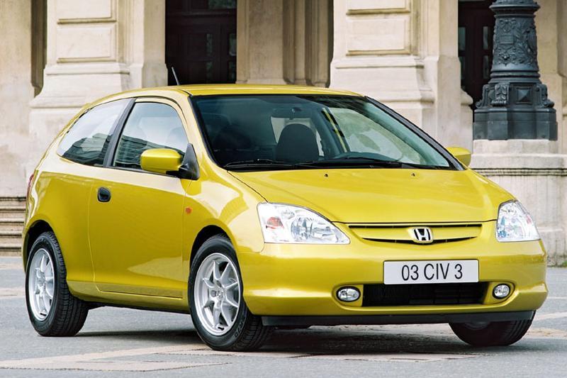 Honda Civic 1.6i ES (2002)