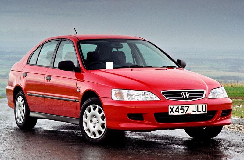 Honda Accord 1.8i S (2001)