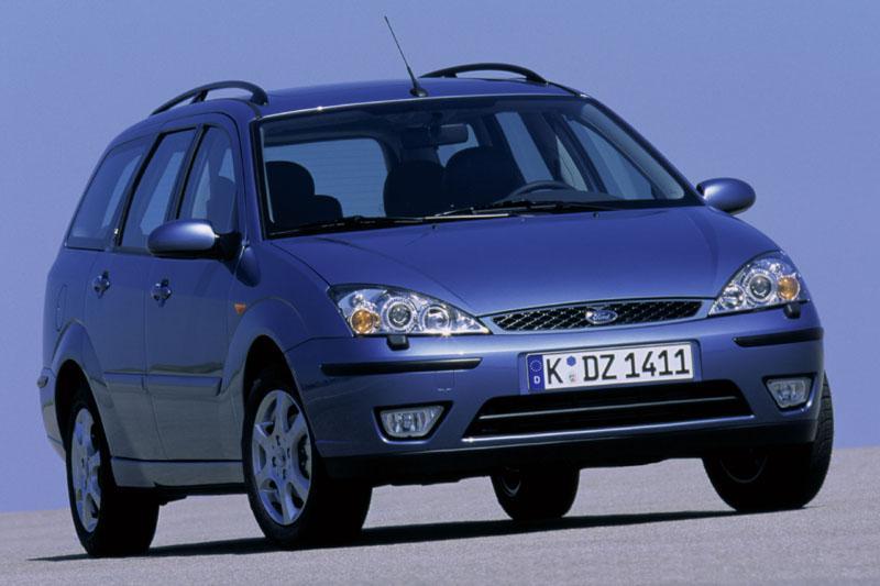Ford Focus Wagon 1.6 16V Centennial (2003)
