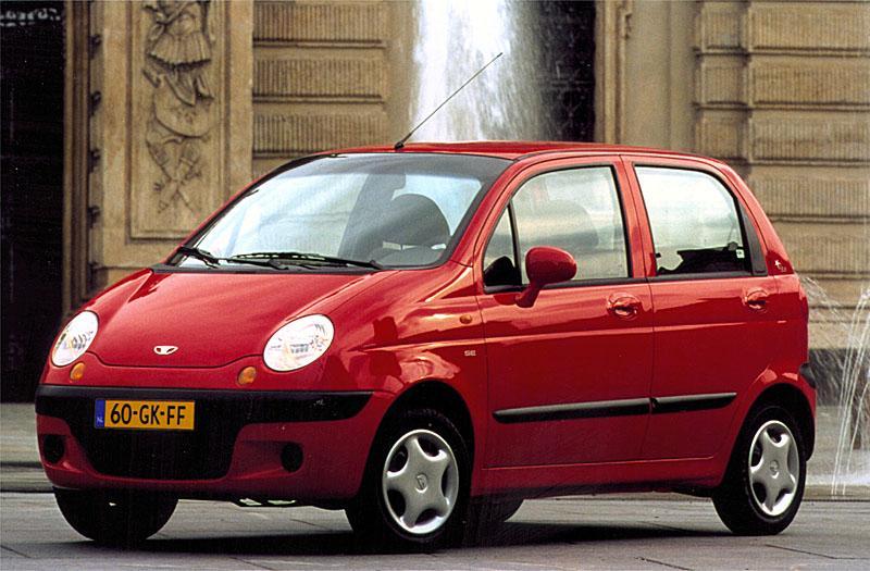 Daewoo Matiz 0.8 Class (2001)