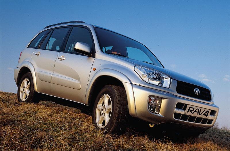 Toyota RAV4 2.0 16v VVT-i Linea Sol 4WD (2002)
