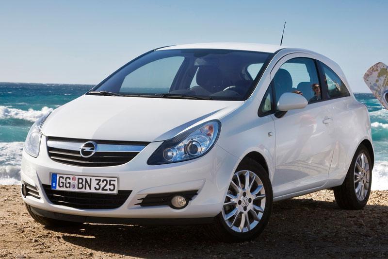 Opel Corsa 1.3 CDTI ecoFLEX Cosmo (2011)