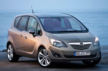 Opel Meriva 1.4 Turbo 120pk Selection (2011)