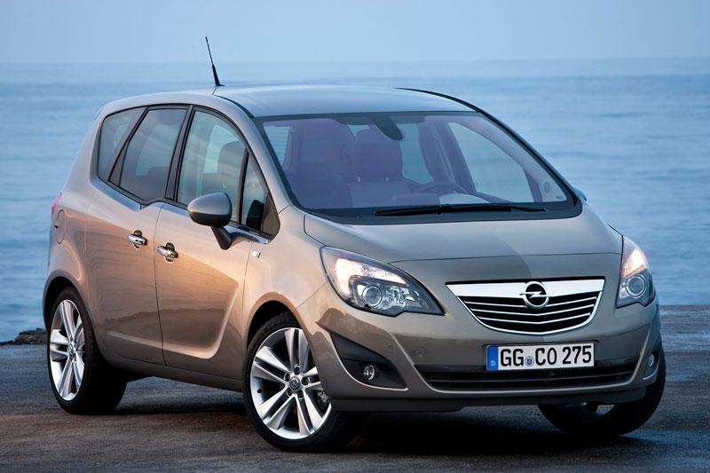 Opel Meriva 1.4 Turbo 120pk Selection (2011)