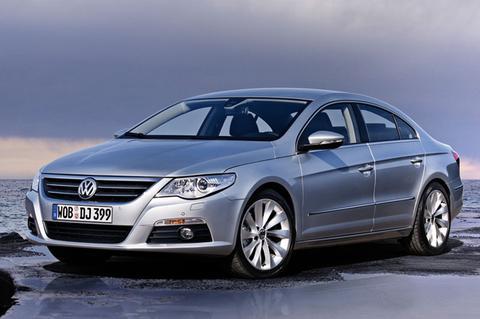 Volkswagen Passat Cc 20 Tsi Prijzen En Specificaties