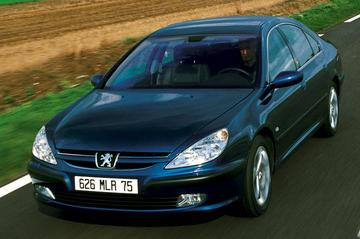 Peugeot 607 2.2 Executive (2004)