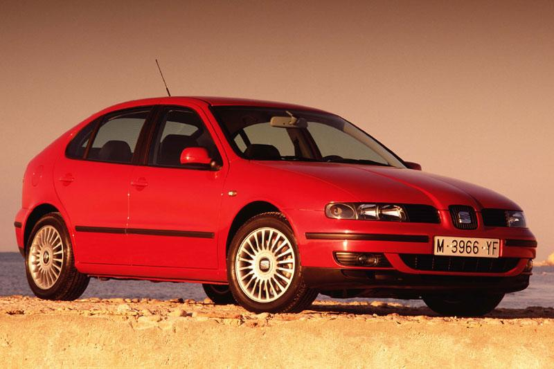 Seat Leon 1.6 16V Sport (2005)