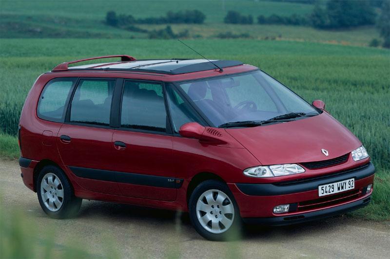 Renault Espace 2.0 16V Authentique (2000)