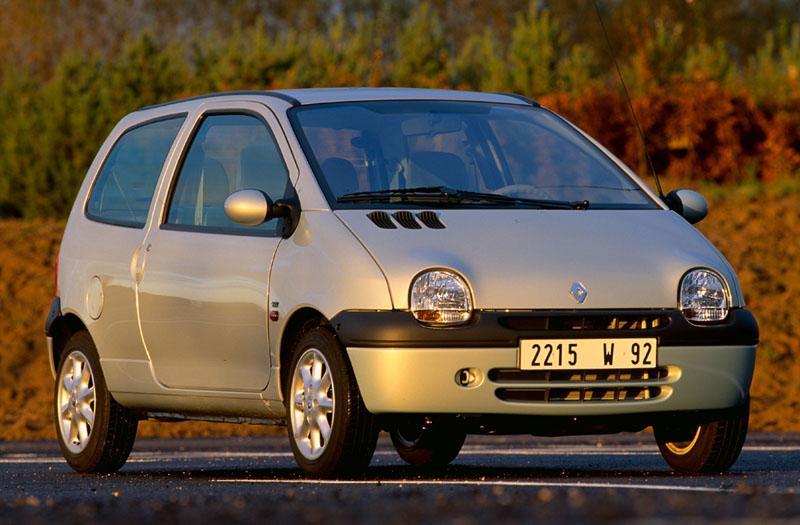 Renault Twingo 1.2 16V Privilège (2001)