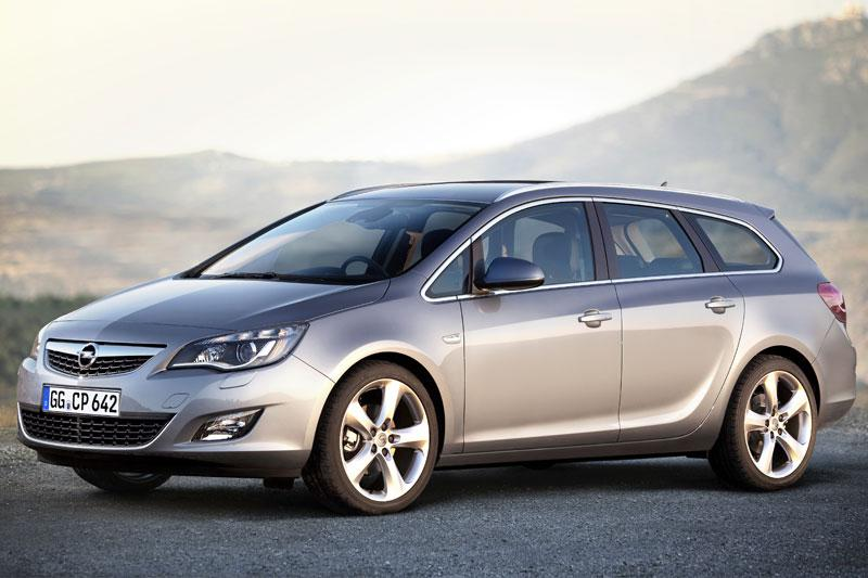 Opel Astra Sports Tourer 1.3 CDTI ecoFLEX Selection (2011)