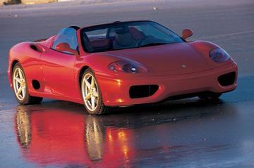 Ferrari 360 Spider F1 (2001)