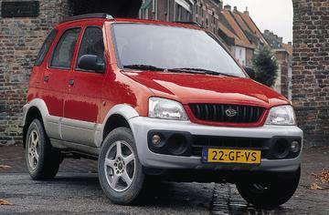 Daihatsu Terios 2WD 1.3i SXE (2004)