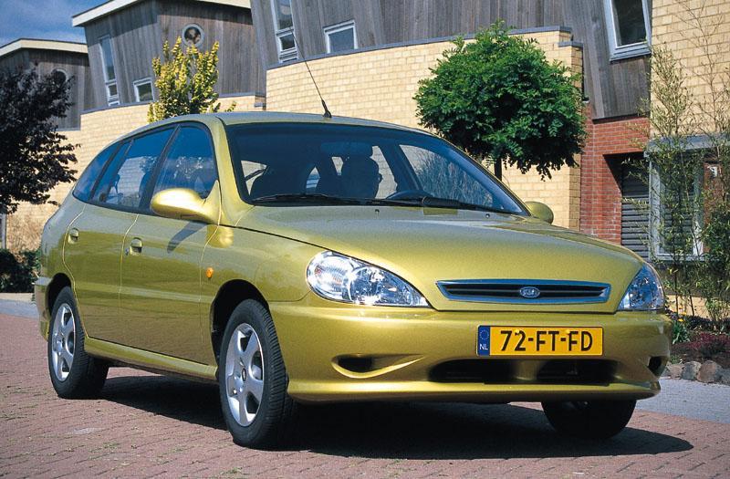 Kia Rio 1.3 LS (2002)