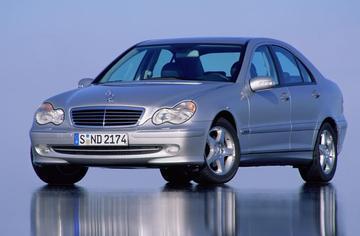 Mercedes-Benz C 220 CDI Elegance (2003)
