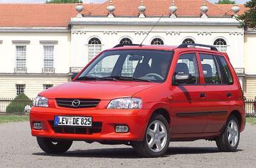 Mazda Demio 1.5 Exclusive (2003)