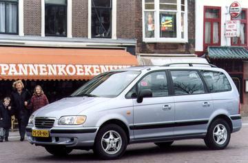 Hyundai Trajet 2.0 CRDi GL (2003)