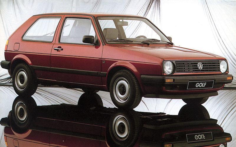 Volkswagen Golf 1.3 (1986)