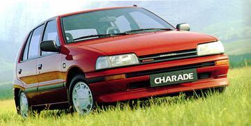 Daihatsu Charade 1.3i CX (1990)