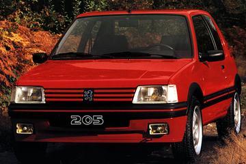 Peugeot 205 GTI 1.9 (1990)