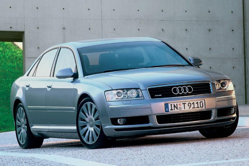 Audi A8 4.0 TDI quattro (2003)